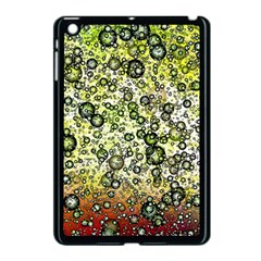 Chaos Background Other Abstract And Chaotic Patterns Apple Ipad Mini Case (black)