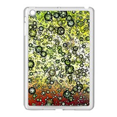 Chaos Background Other Abstract And Chaotic Patterns Apple Ipad Mini Case (white)