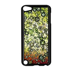 Chaos Background Other Abstract And Chaotic Patterns Apple iPod Touch 5 Case (Black)