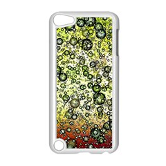Chaos Background Other Abstract And Chaotic Patterns Apple Ipod Touch 5 Case (white)