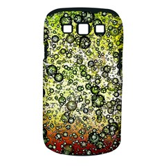 Chaos Background Other Abstract And Chaotic Patterns Samsung Galaxy S III Classic Hardshell Case (PC+Silicone)