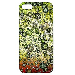 Chaos Background Other Abstract And Chaotic Patterns Apple iPhone 5 Hardshell Case with Stand