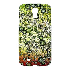Chaos Background Other Abstract And Chaotic Patterns Samsung Galaxy S4 I9500/i9505 Hardshell Case
