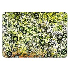 Chaos Background Other Abstract And Chaotic Patterns Samsung Galaxy Tab 8 9  P7300 Flip Case