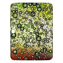 Chaos Background Other Abstract And Chaotic Patterns Samsung Galaxy Tab 3 (10.1 ) P5200 Hardshell Case