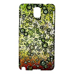 Chaos Background Other Abstract And Chaotic Patterns Samsung Galaxy Note 3 N9005 Hardshell Case
