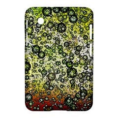 Chaos Background Other Abstract And Chaotic Patterns Samsung Galaxy Tab 2 (7 ) P3100 Hardshell Case