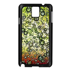 Chaos Background Other Abstract And Chaotic Patterns Samsung Galaxy Note 3 N9005 Case (black)
