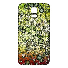 Chaos Background Other Abstract And Chaotic Patterns Samsung Galaxy S5 Back Case (white)