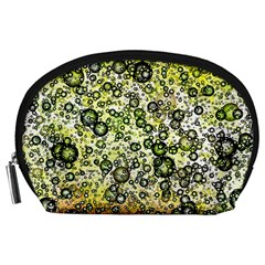 Chaos Background Other Abstract And Chaotic Patterns Accessory Pouches (Large)