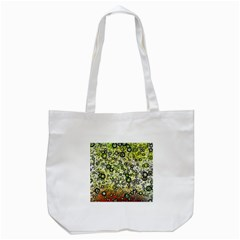 Chaos Background Other Abstract And Chaotic Patterns Tote Bag (white)
