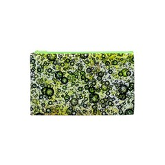 Chaos Background Other Abstract And Chaotic Patterns Cosmetic Bag (XS)