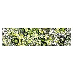 Chaos Background Other Abstract And Chaotic Patterns Satin Scarf (oblong)