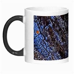 Cracked Mud And Sand Abstract Morph Mugs