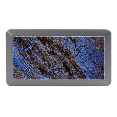 Cracked Mud And Sand Abstract Memory Card Reader (Mini)