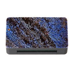Cracked Mud And Sand Abstract Memory Card Reader with CF