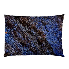 Cracked Mud And Sand Abstract Pillow Case (Two Sides)