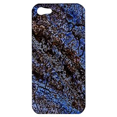Cracked Mud And Sand Abstract Apple iPhone 5 Hardshell Case