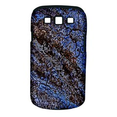 Cracked Mud And Sand Abstract Samsung Galaxy S Iii Classic Hardshell Case (pc+silicone)