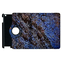 Cracked Mud And Sand Abstract Apple iPad 2 Flip 360 Case