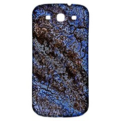 Cracked Mud And Sand Abstract Samsung Galaxy S3 S III Classic Hardshell Back Case