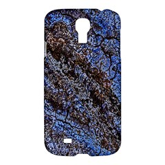 Cracked Mud And Sand Abstract Samsung Galaxy S4 I9500/i9505 Hardshell Case