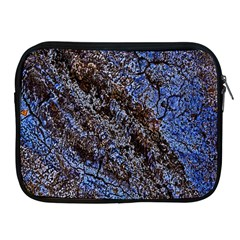 Cracked Mud And Sand Abstract Apple iPad 2/3/4 Zipper Cases