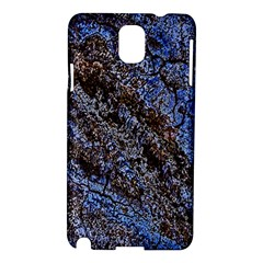 Cracked Mud And Sand Abstract Samsung Galaxy Note 3 N9005 Hardshell Case