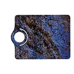 Cracked Mud And Sand Abstract Kindle Fire Hd (2013) Flip 360 Case