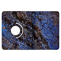 Cracked Mud And Sand Abstract Kindle Fire Hdx Flip 360 Case