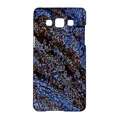 Cracked Mud And Sand Abstract Samsung Galaxy A5 Hardshell Case