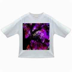 Pink Abstract Tree Infant/Toddler T-Shirts