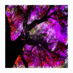Pink Abstract Tree Medium Glasses Cloth (2-Side)