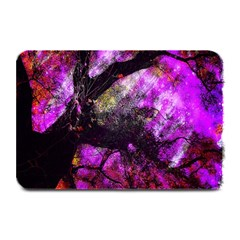 Pink Abstract Tree Plate Mats