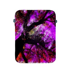 Pink Abstract Tree Apple Ipad 2/3/4 Protective Soft Cases