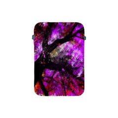 Pink Abstract Tree Apple Ipad Mini Protective Soft Cases