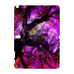 Pink Abstract Tree Galaxy Note 1