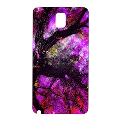 Pink Abstract Tree Samsung Galaxy Note 3 N9005 Hardshell Back Case