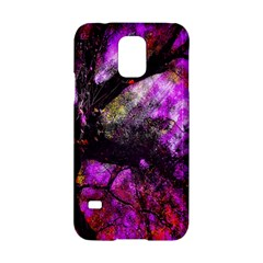 Pink Abstract Tree Samsung Galaxy S5 Hardshell Case