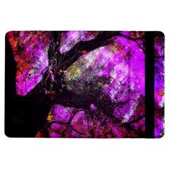 Pink Abstract Tree iPad Air Flip