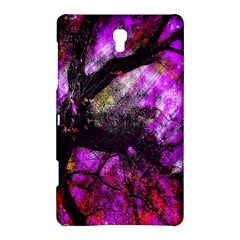 Pink Abstract Tree Samsung Galaxy Tab S (8 4 ) Hardshell Case