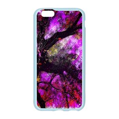 Pink Abstract Tree Apple Seamless iPhone 6/6S Case (Color)