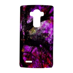 Pink Abstract Tree LG G4 Hardshell Case