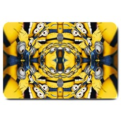 Minions FEEDBACK 3D EFFECT   Large Doormat