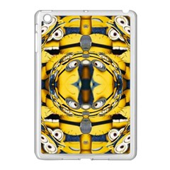 Minions FEEDBACK 3D EFFECT   Apple iPad Mini Case (White)
