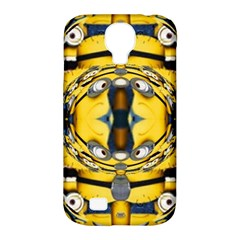 Minions FEEDBACK 3D EFFECT   Samsung Galaxy S4 Classic Hardshell Case (PC+Silicone)