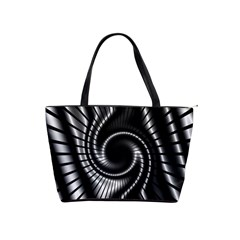 Abstract Background Resembling To Metal Grid Shoulder Handbags