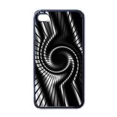 Abstract Background Resembling To Metal Grid Apple Iphone 4 Case (black)
