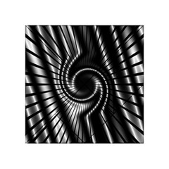 Abstract Background Resembling To Metal Grid Acrylic Tangram Puzzle (4  X 4 )