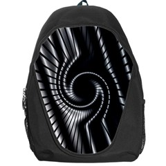 Abstract Background Resembling To Metal Grid Backpack Bag